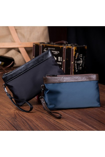 WLM092 Korean Nylon Multifunction Clutch Bag