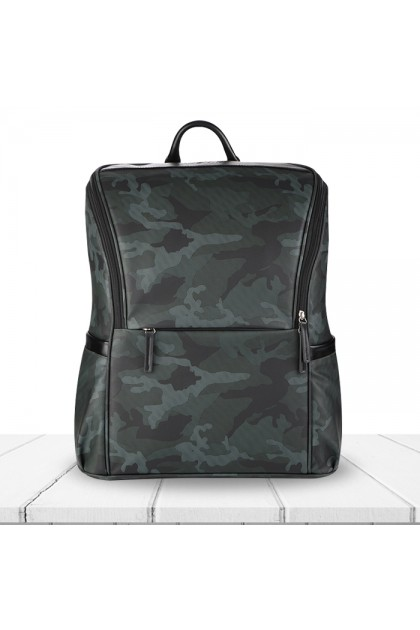 BBS1 Camouflage Large Capacity Multi function Baby Maternity Nappy Diaper Mummy Backpack