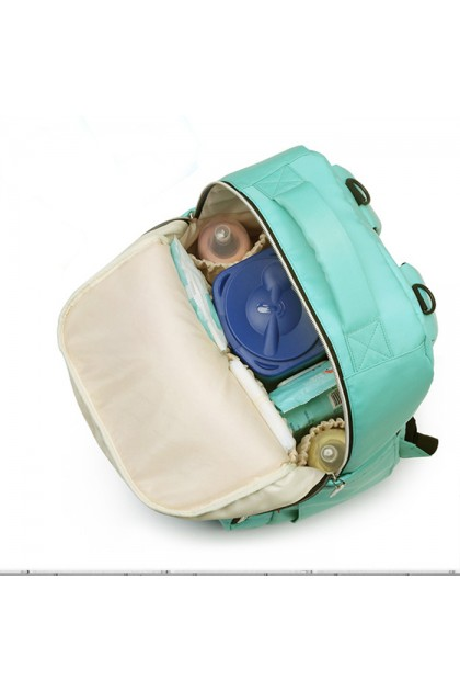 BBS3 Multifunction Large Capacity Baby Nappy Diaper Mummy Backpack
