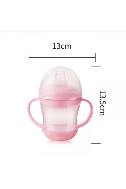 BB1035 Children Duckbill Drip-proof Water Cup With Lid and Handle