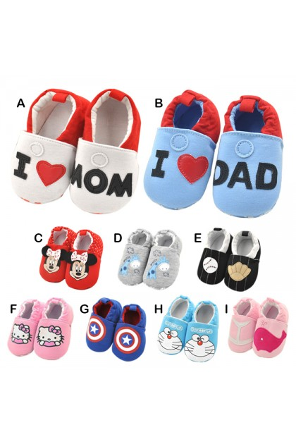 BB920S Newborn Baby Soft Shoes