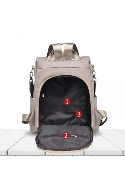 CS168 Korean Fashion Anti Theft Travel Backpack